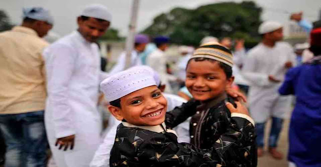 What is the literal meaning of Eid?