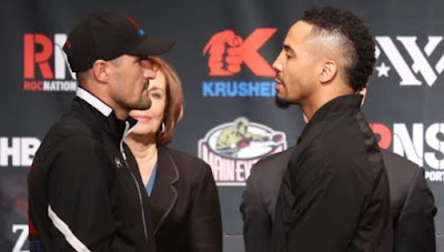 Ward Wins a Controversial Decision over Kovalev