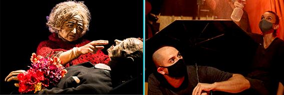 Arte: Festival de Teatro Virtual apresenta os premiados 'Habite-me' e 'Limita-ações'