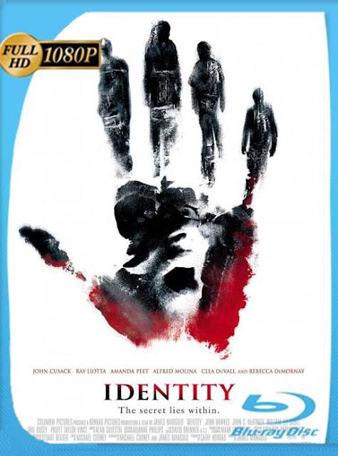 Identidad (Identity) (2003) HD [1080p] Latino [GoogleDrive] SilvestreHD