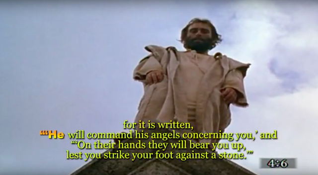 Matthew 4:6.