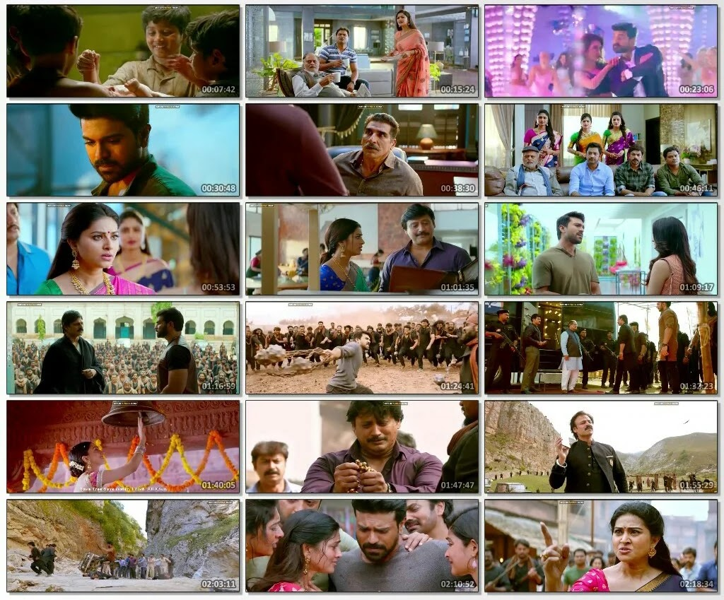 Vinaya Vidheya Rama 2021 Hindi Dubbed Movie Download