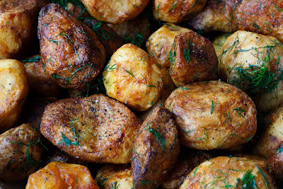 How To Make Perfect Roasted Potatoes.