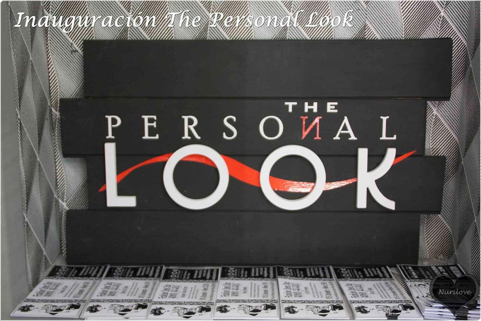 inauguracion de The Personal Look, un centro de Personal assistant en Bilbao que aun sigue