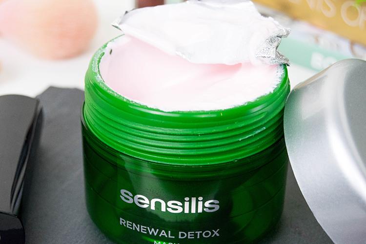 sensilis máscara detox