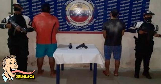 Escondían una pistola y una granada e sus partes íntimas