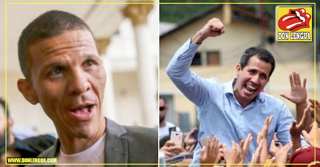 Juan Guaidó anunció la liberación del preso político Gilber Caro