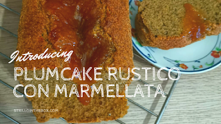 plumcake vegan glutenfree ricetta