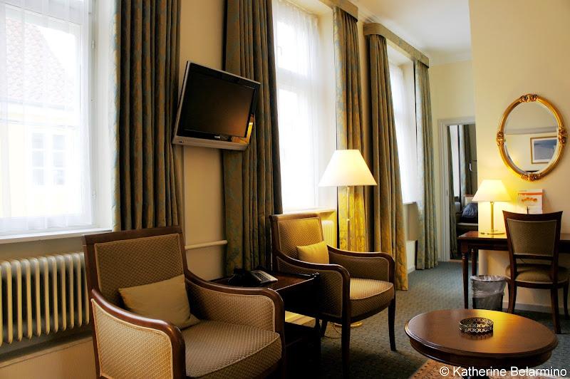 Hotel Prindsen Suite Roskilde Denmark