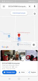 Cara Membuat Barcode QR Lokasi di Google Maps