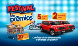 Promoção Cidade Canção 2020 Festival de Prêmios Supermercados