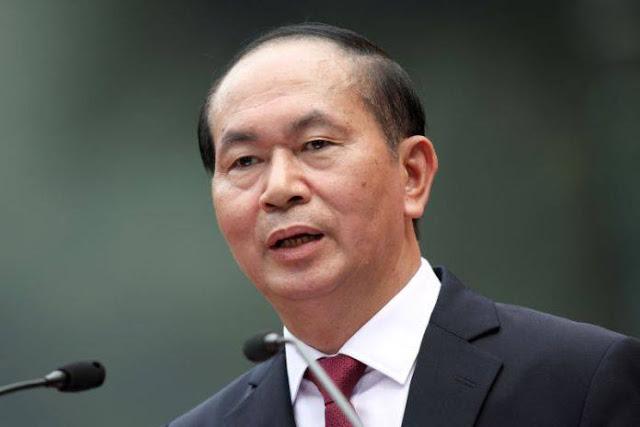 Ông Trần Đại Quang tại Hội nghị APEC