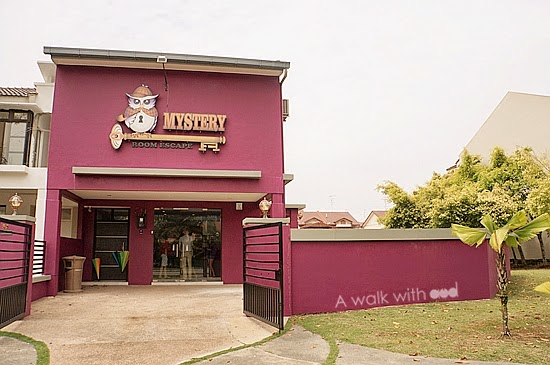 Trend mystery room escape in johor