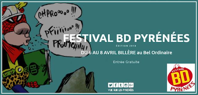Festival BD Pyrénées
