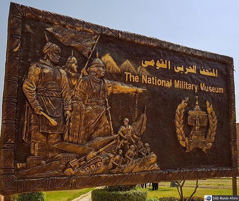 Museu Nacional Militar da Cidadela de Saladino no Cairo
