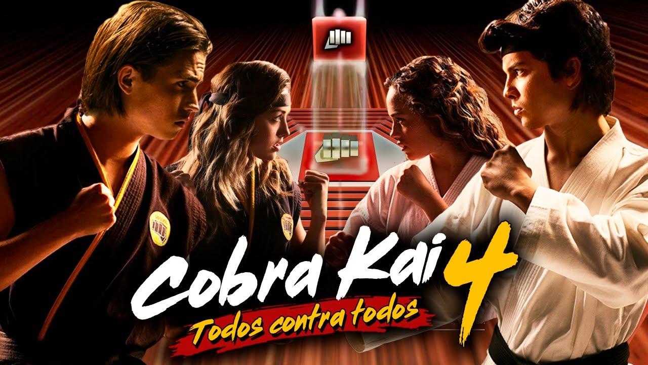 Es oficial, Cobra Kai, temporada 4