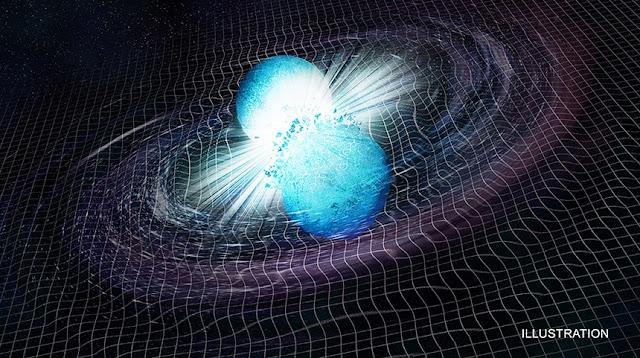 شاید امواج گرانشی بتوانند به یافتن اجزای گمشده کیهان کمک کنند