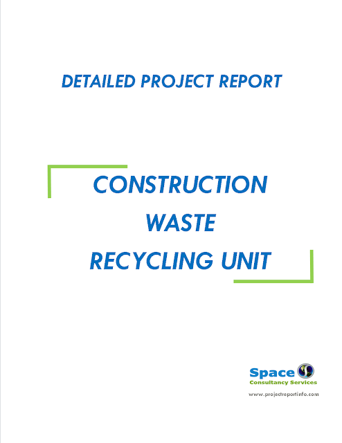 Project Report on Construction Waste Recycling Unit