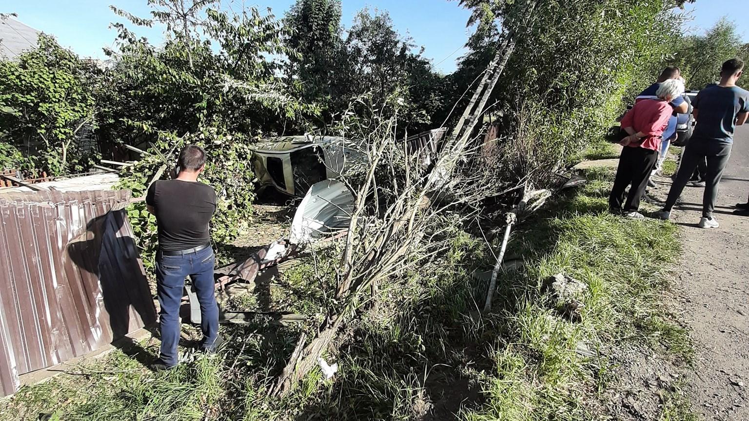 Accident Șcheia, 19 septembrie 2020