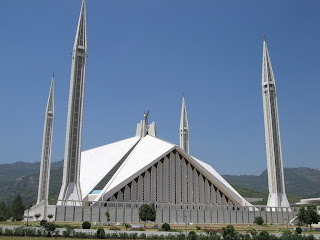 Faisal Mosque Islamic Wallpapers