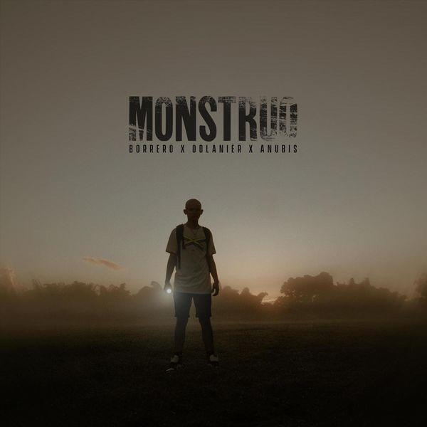 Borrero – Monstruo (Feat.Anubiis,Odlanier) (Single) 2021 (Exclusivo WC)