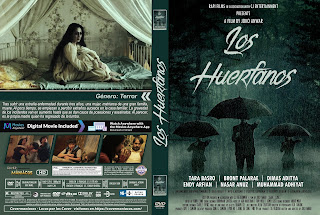 CARATULA Los Huerfanos - Pengabdi Setan - 2017 - [COVER - DVD]