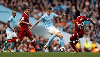 موعد مباراة ليفربول ومانشستر سيتي الأحد 4-8-2019 ضمن مباريات درع إتحاد كرة القدم الإنجليزي