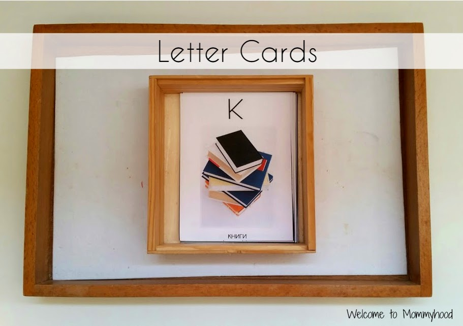 Montessori Activities & Free printable pack: letter C {Welcome to Mommyhood} #montessoriactivities