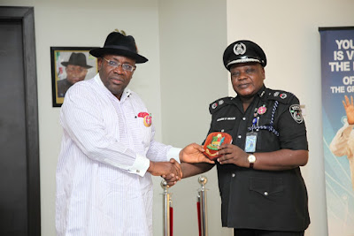 Bayelsa Gov Receives 9th CP In 3 Months…Urges Security Agencies To Desist From Manipulating Security Agencies