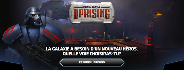 Star Wars : Uprising