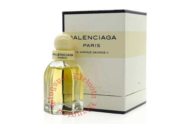 BALENCIAGA Paris 10, Avenue George V Miniature Perfume
