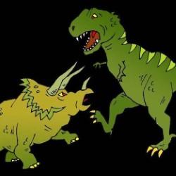 Aaaaaaaaaaaaagh! Dinosaurs!-Dramaturgy Database