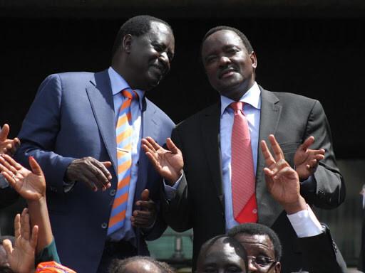 Raila and Kalonzo