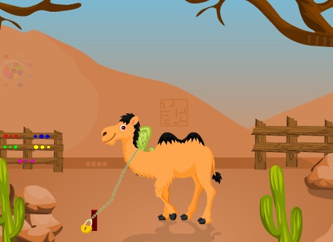 AjazGames Hump Escape Wal…