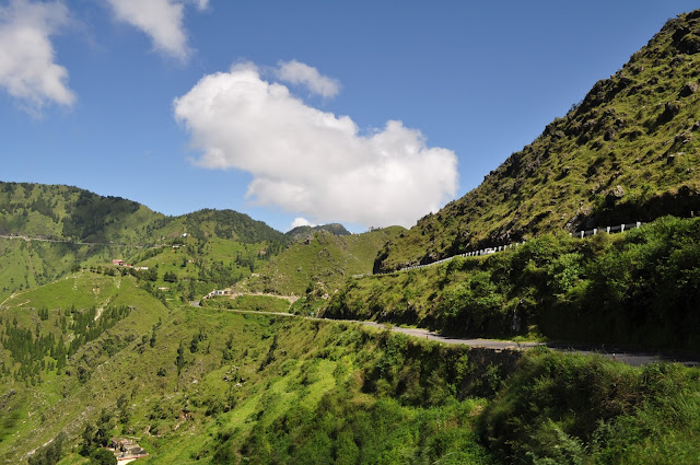dhanolti mussoorie road