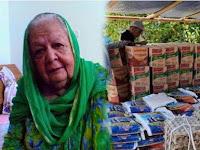 Tunda Naik Haji, Wanita Lansia India Ini Sumbang Uang Bantu Covid-19