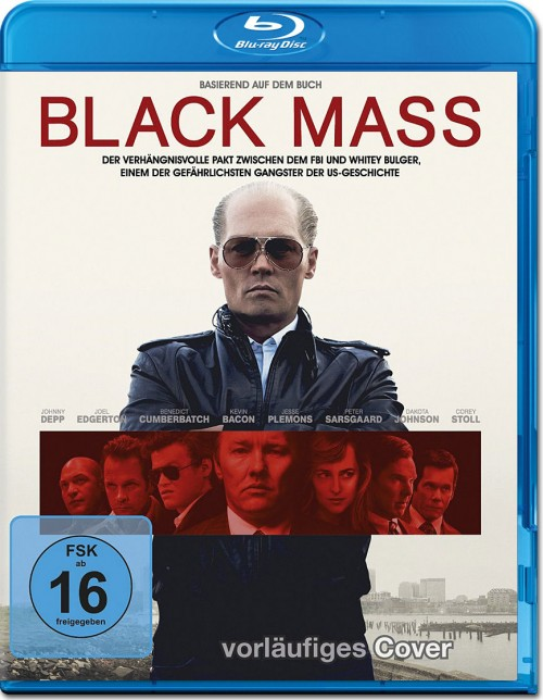 Poster Of Black Mass 2015 English 350MB BRRip 480p Free Download Watch Online