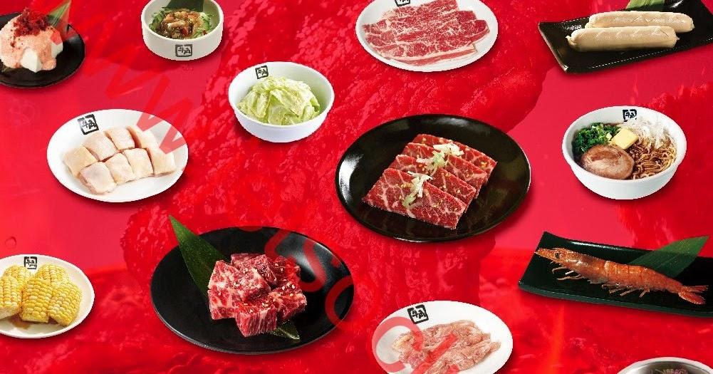 牛角日本燒肉專門店:指定分店 和牛放題 $298 ( Jetso Club 著數俱樂部 )