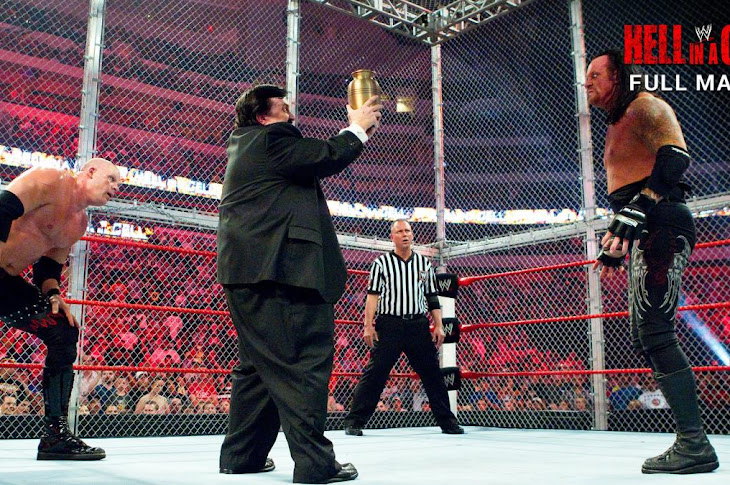 WWE FLASHBACK - Kane vs Undertaker Hell In A Cell Match