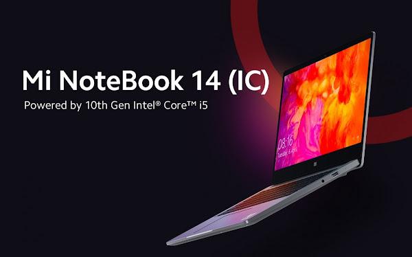 Xiaomi apresenta o novo Mi Notebook 14 com uma câmera integrada