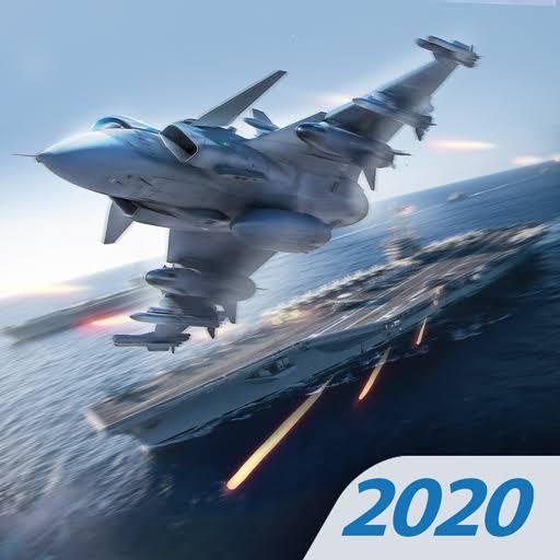 Modern Warplanes v1.14.0 Apk Mod [Munição Infinita]