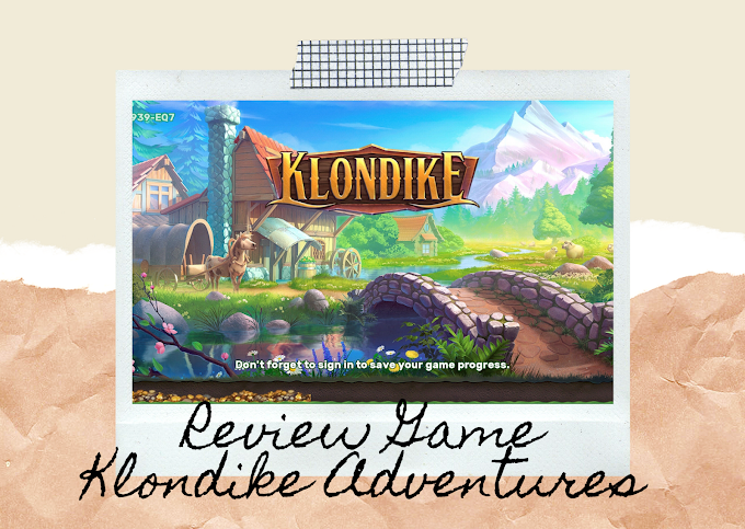 Review Game Klondike Adventures