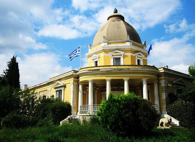 Villa Kazouli  Kifissia Athens Photo by Maria Mytilinaiou