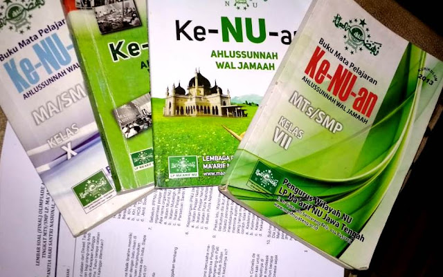 problem download buku aswaja nu dan ke-nu-an