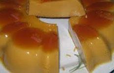 Resep praktis (mudah) puding pisang spesial (istimewa) enak, sedap, legit, nikmat lezat