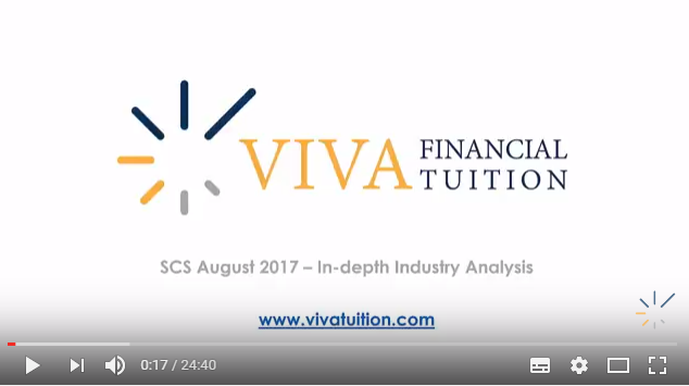SCS August 17 Industry video Analysis AutoAuto - Strategic case study - VIVA