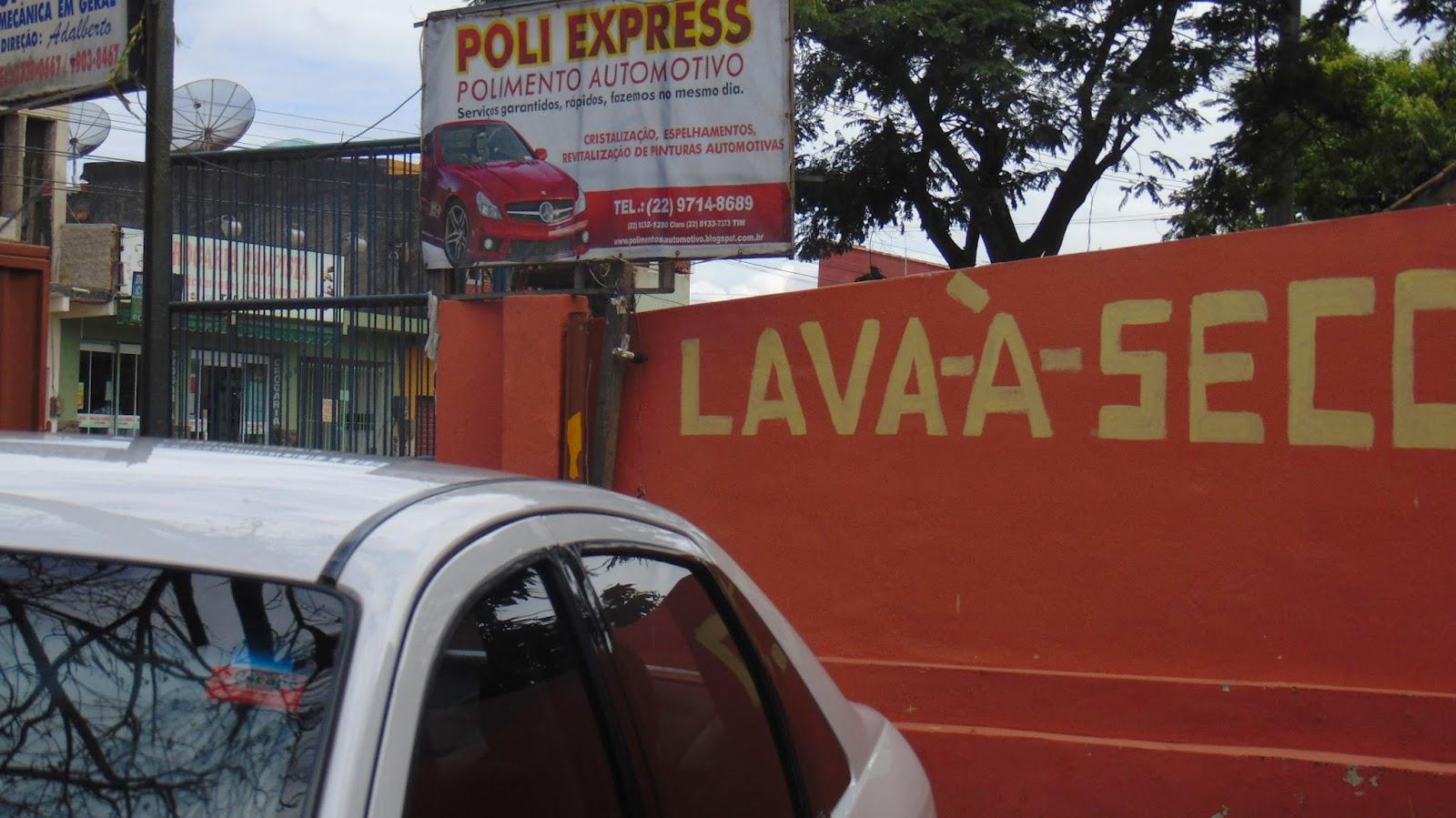 lava seco de autos