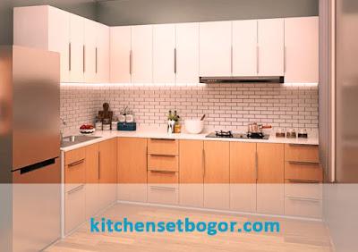 jual kitchen set cibinong