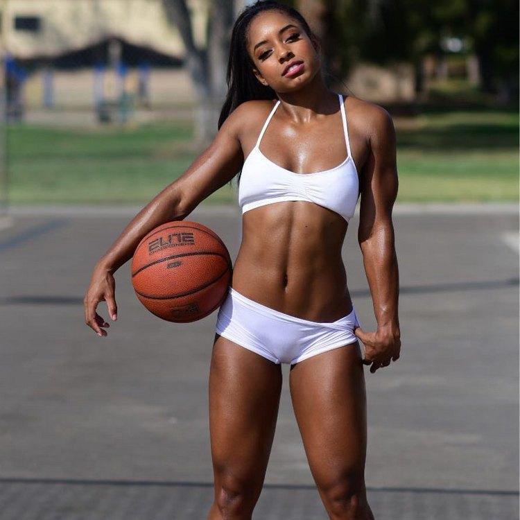 Big ass basketball
