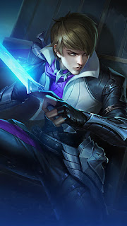 Gusion Holy Blade Heroes Assassin Mage of Skins V3